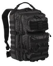 US Assault Pack Rucksack Sturmgepäck Tactical Black groß