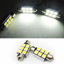 LED 6418 No Error License Plate Light For Mercedes ML350 E350 E500 500SEL E55AMG