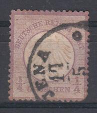 Briefmarken aus dem deutschen Reich (1872-1874)
