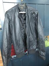 Diesel Black Flight Bomber Coats   Jackets for Men   eBay d7dbe51881fa
