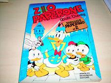 """Zio Paperone """"Speciale Paperino"""" n.2 di Novembre 1988!! Q.Edicola!!"""