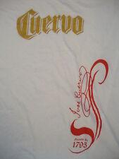 Jose Cuervo Est. In 1795 Designer Soft Print White T Shirt XL