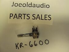 Kenwood KR 6600 6060 7600 7060 Bass/Treble control Parting Out KR 6600 Receiver