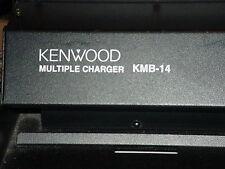Kenwood KMB-14, 6-Unit Gang Charger Adapter