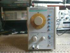 Kenwood Ag 203d Audio Signal Generator Tested