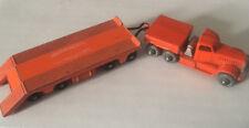 Matchbox Lesney Truck and trailer