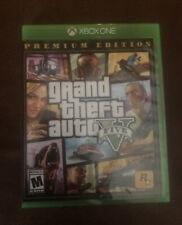 Grand Theft Auto GTA V 5: Premium Edition Xbox One Game