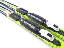 Youth Waxless Skis Cross Country Nordic Rottefella NNN Bindings