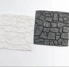 Stone Line Texture Mould Cake Decorating Sugar Baking