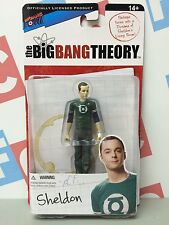 Bif Bang Pow! CBS Big Bang Theory Series 1 Sheldon Figure w/ Green Lantern Shirt