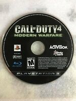 Call of Duty 4: Modern Warfare Game of the Year PlayStation 3) Used Disc Only