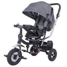 B-Ware Dreirad-Kinderwagen Anthrazit