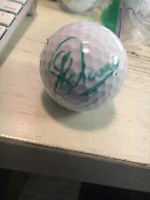 New listing Charl Schwartzel Masters Champ Signed   Golf  Ball COA