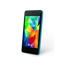 "Slide SP4023 Dual SIM 4"" Unlocked Smartphone Quad Core 1.3GHz Processor 8GB BLUE"