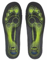 Hi-Tec Stability + Ortholite Breathable polyurethane comfort insole foot bed