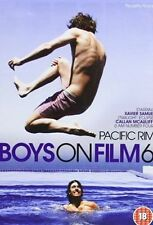 Boys on Film Volume 6 Pacific Rim 5060018652108 DVD Region 2