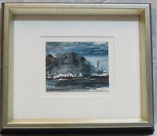 PORTUGUESE WATERCOLOR, N2 - SIGNED - A SOUSA PEREIRA