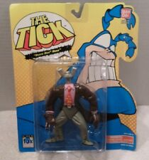 "NEW The Tick ""Death Hug"" Dean Action Figure 1994 Bandai Fox Kid's Network 4+"