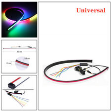 90CM Car 7 Colors  LED Rear  Brake Light  Strip Driving Turn Signal Universal