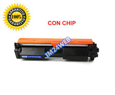 IM CF217A TONER COMPATIBILE PER HP LaserJet Pro M102w M130nw M102A CON CHIP