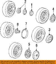 GM OEM Wheel Cover-Hub Center Cap 349095