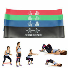 4Pcs/Set Elastic Resistance Loop Bands Exercise Yoga Fitness Gym Training Tube