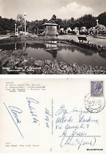# PISTOIA: PIAZZA S. FRANCESCO -  MONUMENTO AI CADUTI  1960