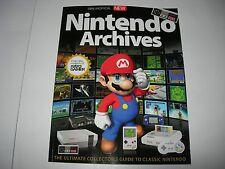 NINTENDO ARCHIVES By Retro Gamer :  Zelda / Mario / DK / GOLDENEYE     Brand NEW