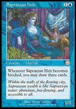 MTG Magic - (R) Mercadian Masques - Saprazzan Heir - SP