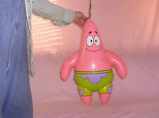 "20"" New Patrick Vinyl Blow Up Toy Inflate SpongeBob Friend"