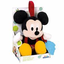 Schmusen & Lernen mit Mickey Maus   Clementoni   Sprache Deutsch   Disney Baby