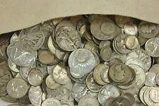 MAKE OFFER Junk Silver Coins OVER 1 STANDARD Ounce 1 half, 2 quarters, 2 dimes