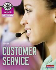 NVQ/SVQ Level 2 Customer Service Candidate Handbook (Paperback),