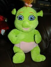 BUILD A BEAR Baby Ogre Felicia Shrek The Third Plush