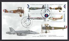 Canada  # 1808   abef      CANADIAN AIR FORCE       1999   New Fresh Unaddressed