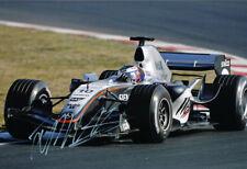 Juan Pablo Montoya - F1 McLaren autograph - Signed 8X12 Formula 1 2005 Photo