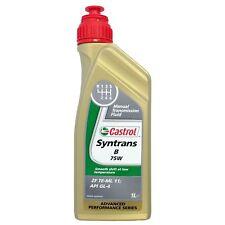 1 Liter Castrol Syntrans B 75W