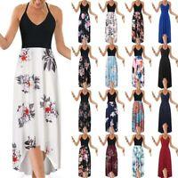 Long Maxi Casual Cocktail Boho Summer Dress Party Women's Beach Evening dresses