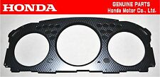 HONDA GENUINE CIVIC EK9 TYPE-R Carbon Meter Cluster Panel OEM JDM