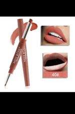 2 In 1 Lipstick & Lip Liner, Waterproof,40 Inked Heart
