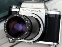 Pentacon Meyer Diaplan / Trioplan 3.5/140 for Pentacon SIX Kiev 60 Praktisix P6