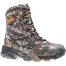 Wolverine Men's Archer 8 Inch Insulated Waterproof Hunting Boots, Realtree Extra