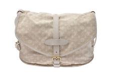 Louis Vuitton Monogram Mini Lin Saumur M95314 Women's Shoulder B 806500011044000