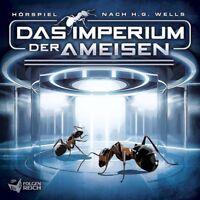 DAS IMPERIUM DER AMEISEN - DÖRING,OLIVER, HÖRSPIEL NACH H.G.WELLS   CD NEW