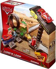 Disney Cars Story Sets Luigi's Loop Playset