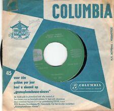 THE SHADOWS - GUITAR TANGO/ NIVRAM ( DUTCH COLUMBIA  SCMH 5130)