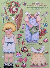 Mary Engelbreit Mag. Paper Doll, Ann Estelle, April/May 2007, Uncut