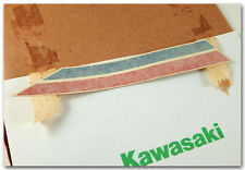 1986 KAWASAKI JET SKI JF650 X2 FRONT LEFT HULL STRIPE EMBLEM DECAL 56047-1115