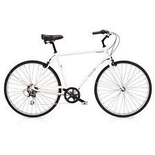 Electra Loft 7D Matte White Regular Fahrrad Urban Retro Bike 7Gang Weiss