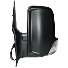 Merc Sprinter VW Crafter Door Wing Mirror Manual Passenger N/S 2006 Onwards